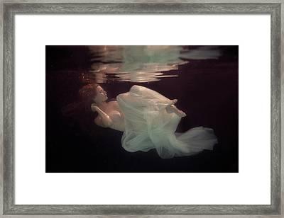 Sleeping Beauty Framed Print