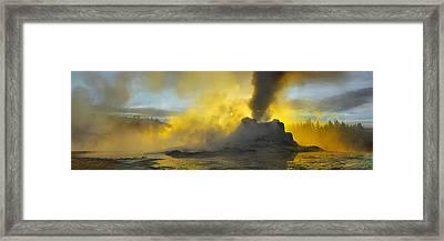 Sleeping Dragons - Craigbill.com - Open Edition Framed Print by Craig Bill