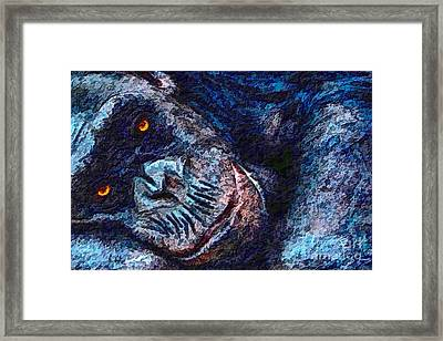 Framed Print featuring the photograph Sleepy Head by Adam Olsen