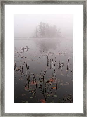 Sleepy Massachusetts Landscape Framed Print by Juergen Roth