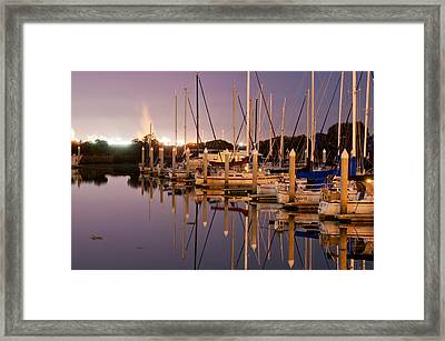Sleepy On The Delta Framed Print by Greg Thelen