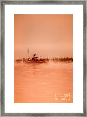 Slice Of Heaven Framed Print