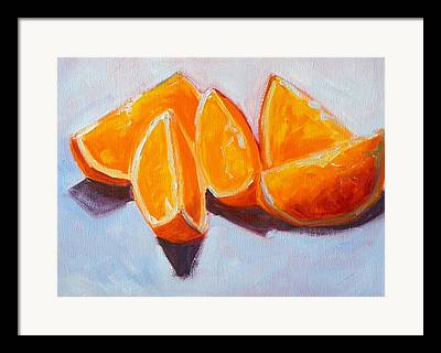 Tangy Paintings Framed Prints