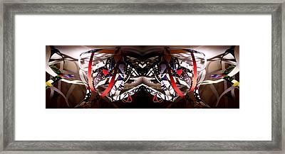 Slie Framed Print by Citpelo Xccx