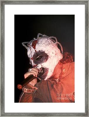 Slipknot Framed Print