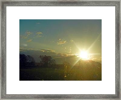 Slovakia No1 Framed Print