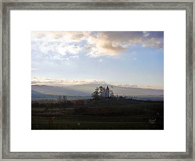 Slovakia  Framed Print