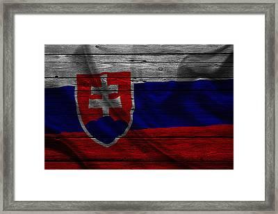 Slovakia Framed Print by Joe Hamilton