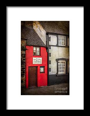 Conwy Castle Framed Prints