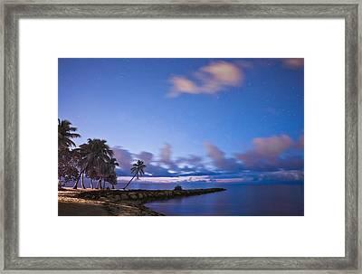 Smathers Beach Framed Print by Scott Meyer
