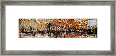 Marni's Cappuccino Framed Print