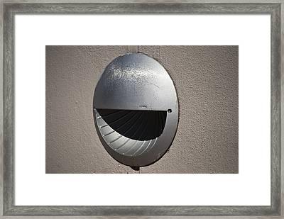 Smile Framed Print by Christi Kraft