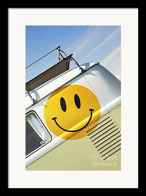 Smile Photographs Framed Prints