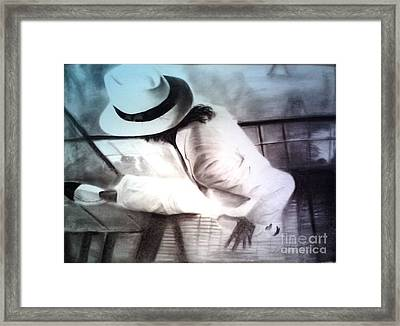 Smooth Criminal Framed Print by Adrian Pickett