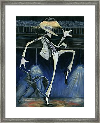 Smooth Criminal Framed Print by Tu-Kwon Thomas