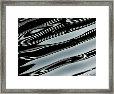 Smooth Framed Print