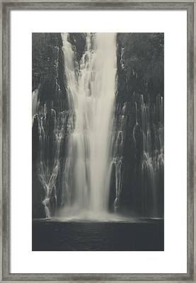 Smooth Framed Print by Laurie Search