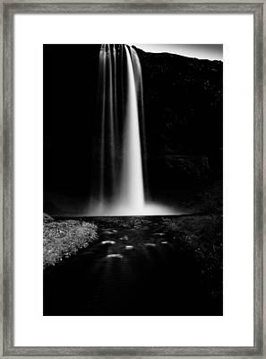 Smooth Light Framed Print