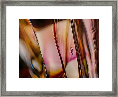 Smooth Movement Framed Print by Omaste Witkowski