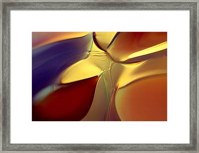 Smooth Moves Framed Print by Omaste Witkowski