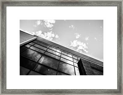Smooth Reflections Framed Print by Shelby  Young