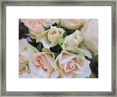 Smoothly Framed Print