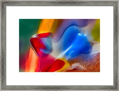 Smurfette Framed Print