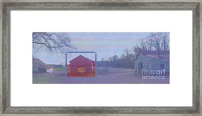 Snapshot Framed Print by Affini Woodley