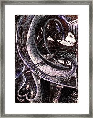 Sneden Nacht Framed Print by Rich Graham