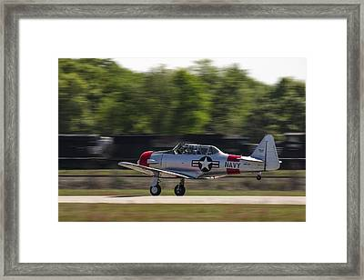 SNJ Framed Print by Steven Richardson