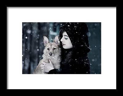 Cold Framed Prints