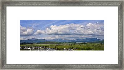 Snowdonia National Park Framed Print by Jane McIlroy