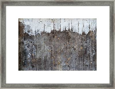 Framed Print featuring the photograph Snowy Mountain Top 2 by Jani Freimann