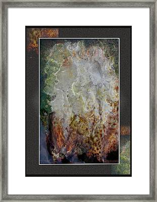 So ...as I Was Saying Framed Print