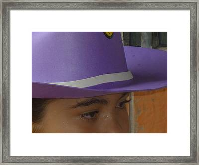 Framed Print featuring the photograph So Close So Far by Beto Machado