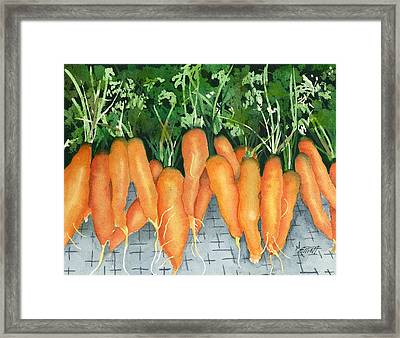 So Good For You Framed Print