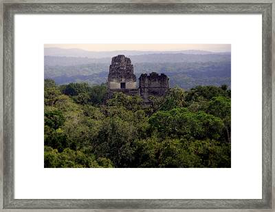 So Long Ago Framed Print by Karen Wiles