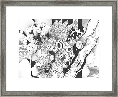 So Much Make Believe Framed Print by Helena Tiainen