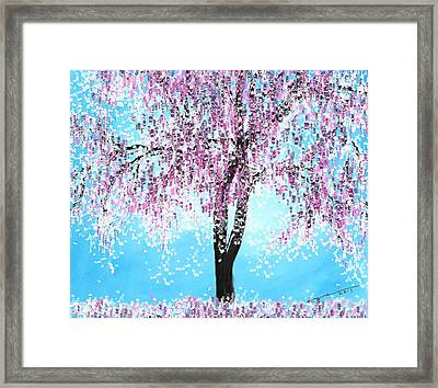 So Spring Framed Print