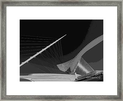 Soaring Framed Print by David Bearden
