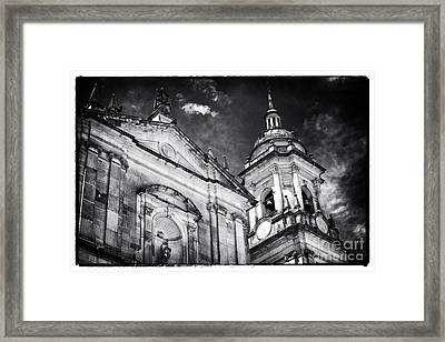 Soaring High Framed Print by John Rizzuto