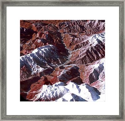 Sochi Winter Olympics Framed Print