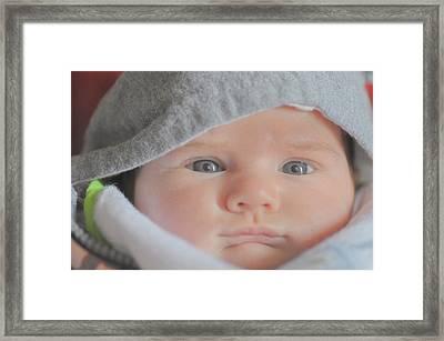 Sofie Framed Print