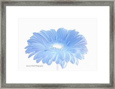 Framed Print featuring the digital art Have A Beautiful Day  by Jeannie Rhode