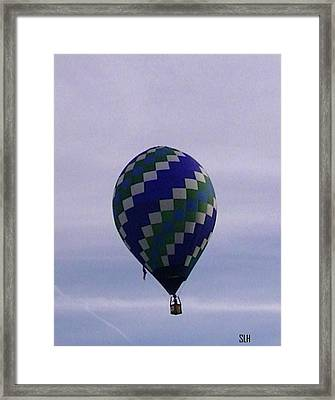 Soft Colors Framed Print by Lee Hartsell