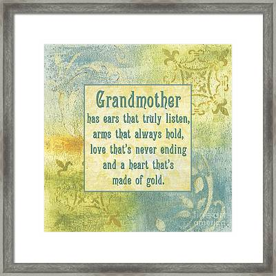 Soft Spa Mother's Day 2 Framed Print