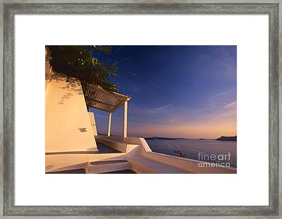 Soft Wind Framed Print by Aiolos Greek Collections