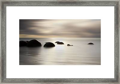 Softly Framed Print