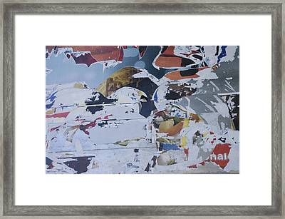 Soho Dreams Framed Print