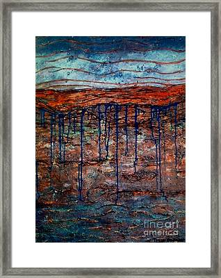 Soil Not Dirt 2 Framed Print